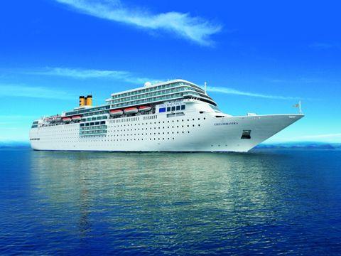 Crucero de Tokio a Hong Kong