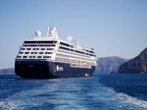 Crucero de Atenas a Dubai