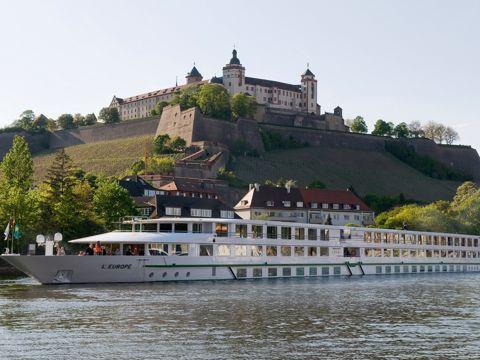 Croisière sur le Danube de Tulcea à Linz