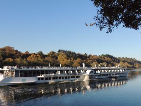 Crucero por el Loira de Nantes