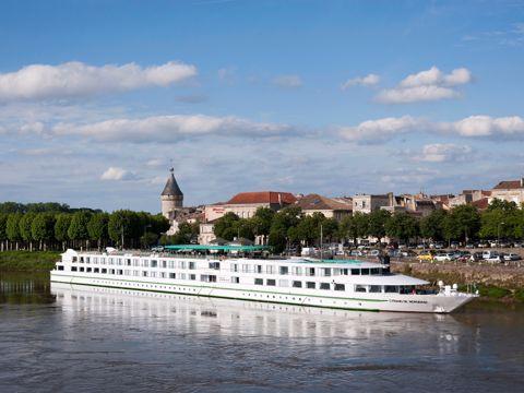 Crucero fluvial 4 noches por el Garona desde Burdeos