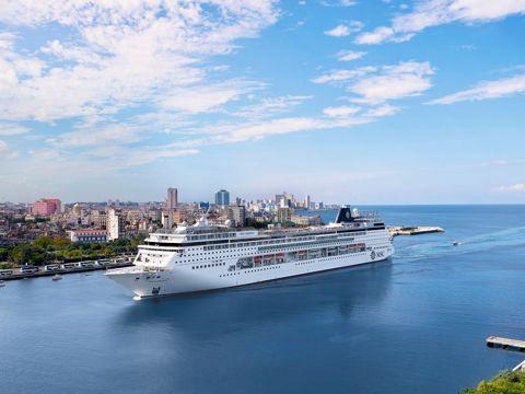 Crucero Italia, Francia, España
