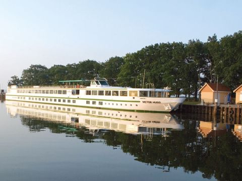 Crucero por el Rin de Estrasburgo a Amsterdam