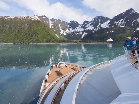 Crociera Alaska