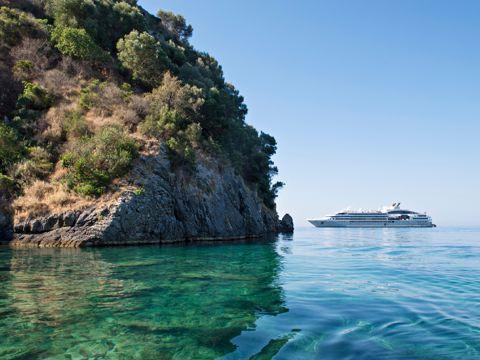 Crucero Ponant Islas Griegas