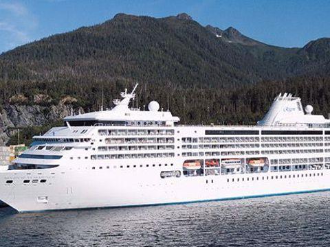 Crucero Regent Alaska