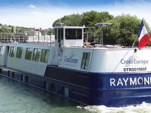 Crucero por el Sena de París a Epernay
